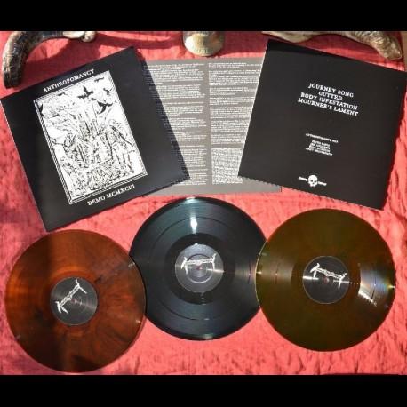Anthropomancy - Demo 1993, LP (orange smoke)