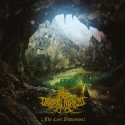 Druadan Forest - The Lost Dimension, Digi CD