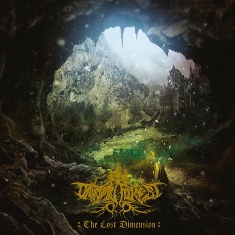 Druadan Forest - The Lost Dimension, Digi CD