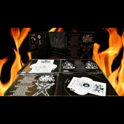 Bestial Summoning - The Dark War Continues, CD