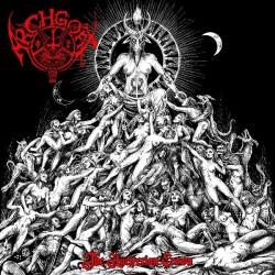 Archgoat - The Luciferian Crown, Digi CD