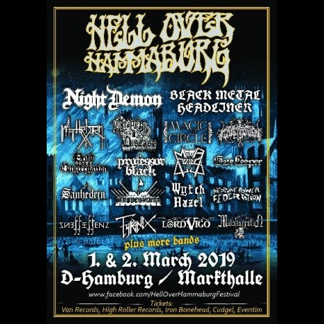 Hell over Hammaburg 2019, Ticket