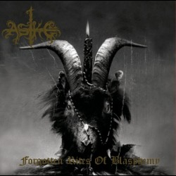 Aske - Forgotten Rites Of Blasphemy, CD