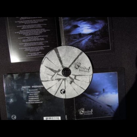 Freitod - Regenjahre, Digi CD