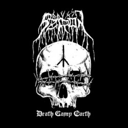 Szron - Death Camp Earth, Digi CD