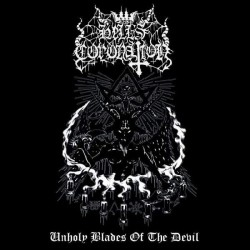Hell's Coronoation - Unholy Blades Of The Devil, MCD