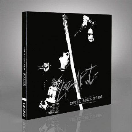 Craft - Total Soul Rape, Digi CD