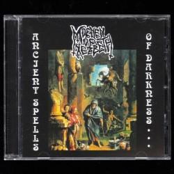 Moenen of Xezbeth - Ancient Spells of Darkness... + Bonus, CD