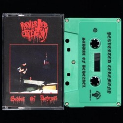 Perverted Ceremony - Sabbat of Behezaël, Tape