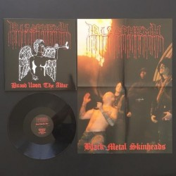 Blasphemy - Blood Upon the Altar, LP