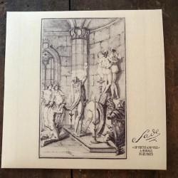 Paragon Impure - Sade, LP (white)