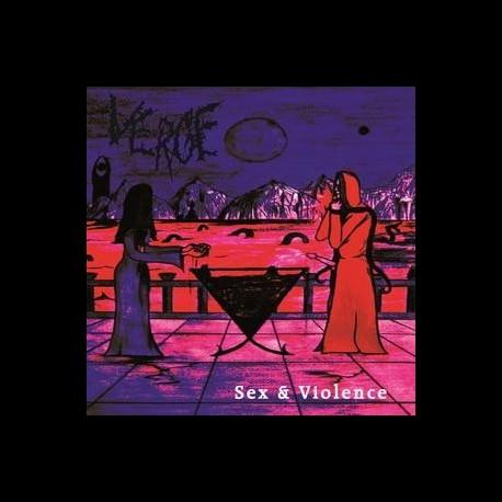 Verge - Sex & Violence, CD