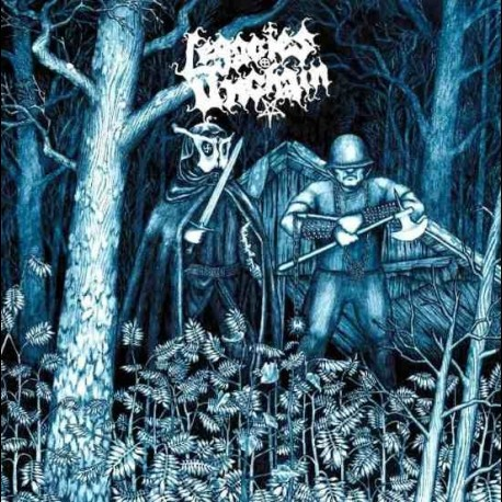 Legacies Unchain - Satan is Strong and Always Near, CD