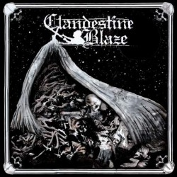 Clandestine Blaze - Tranquility Of Death, LP