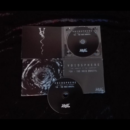 Voidsphere - To Await   To Expect, Digi CD