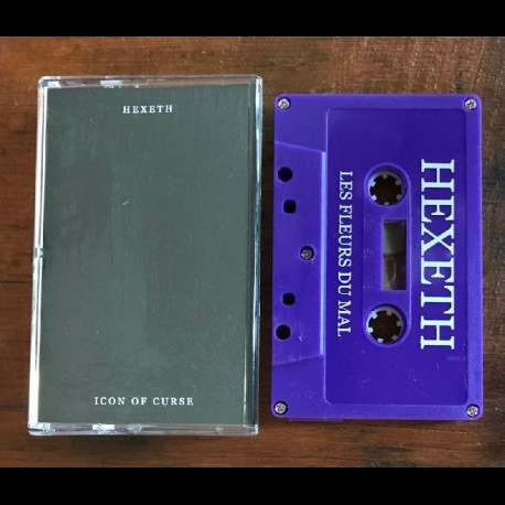 Hexeth / Icon of Curse - Split, Tape