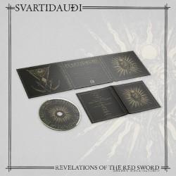 Svartidaudi - Revelations of The Red Sword, Digi CD