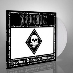 Revenge - Deceiver.Diseased.Miasmic, 10'' MLP (white)