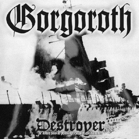 Gorgoroth - Destroyer, CD