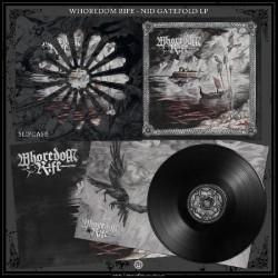 Whoredom Rife - Nid: Hymner Av Hat, LP
