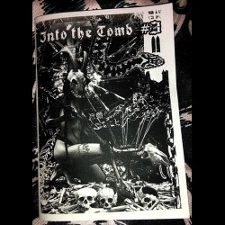 Into The Tomb - Issue 3, Zine