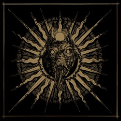 Svartidaudi - Revelations of The Red Sword, LP (amber)