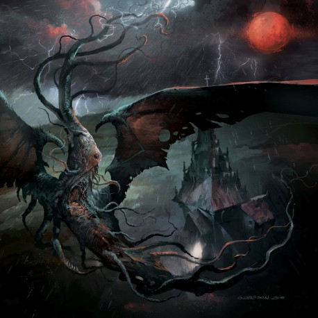 Sulphur Aeon - The Scythe Of Cosmic Chaos, Digi CD