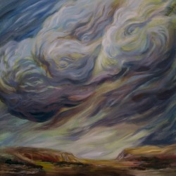 Chapel Of Disease - ...And As We Have Seen The Storm, We Have Embraced The Eye, LP (dark blue)