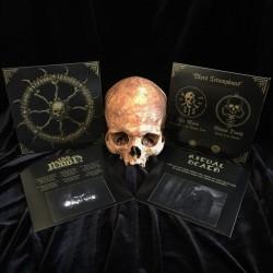 13th Moon/Ritual Death - Mors Triumphans, Split EP
