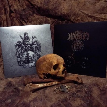 The Pale Spectre over the Worm / Oracle of Death, LP