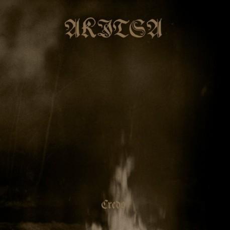 Akitsa - Credo, LP