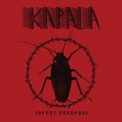 Kapala - Infest Cesspool, CD