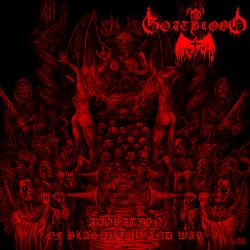 Goatblood - Adoration of Blasphemy and War, CD