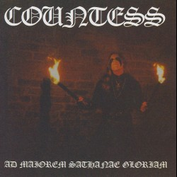 Countess - Ad Maiorem Sathanae Gloriam, LP