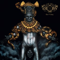 Saqra's Cult - The 9th King, CD
