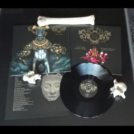 Saqra's Cult - The 9th King, LP (black)