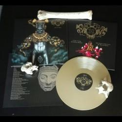 Saqra's Cult - The 9th King, LP (gold)