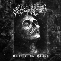 Musmahhu - Reign of the Odious, CD