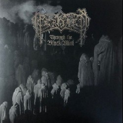 Perished -  Through the Black Mist, CD