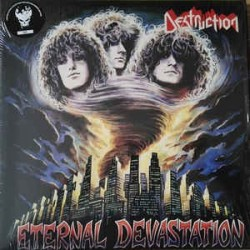 Destruction - Eternal Devastation, LP