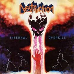 Destruction - Infernal Overkill, LP