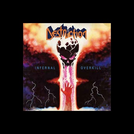 Destruction - Infernal Overkill, LP