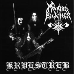 Maniac Butcher - Krvestřeb, LP