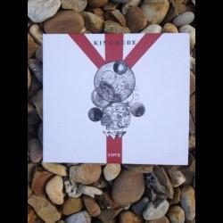King Dude - Love, Digi CD
