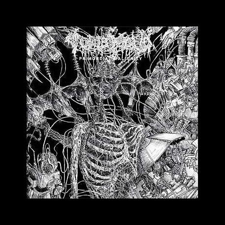 Tomb Mold - Primordial Malignity, CD
