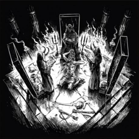 Blood Chalice - Sepulchral Chants of Self-Destruction, Digi CD
