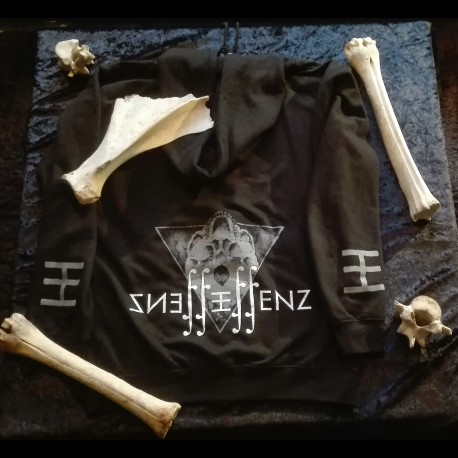 Essenz - Skull Triangle, Zip-Jacket