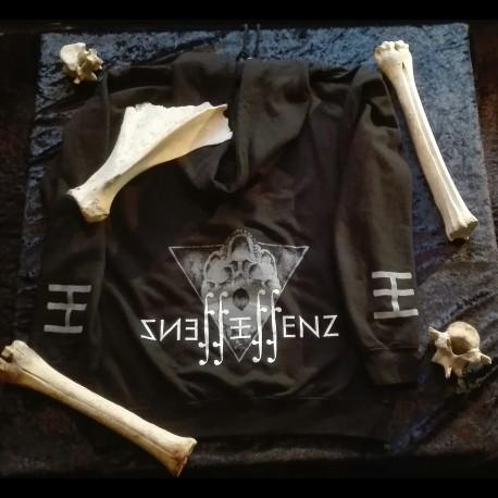 Essenz - Skull Triangle, Zip-Jacket