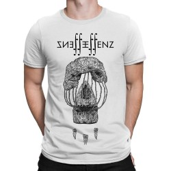 Essenz - Skull, Shirt (white)