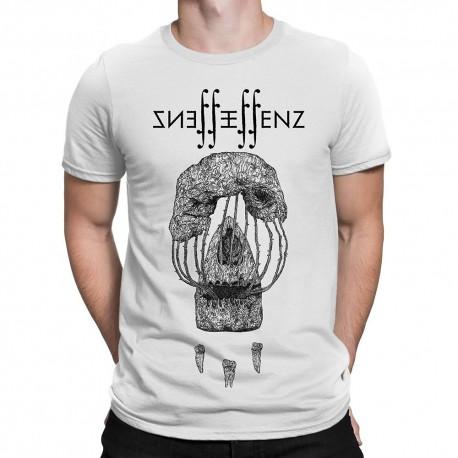 Essenz - Skull, Shirt (white)